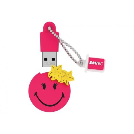 Memoria USB Emtec 8GB Smilley World Miss Hawaii P