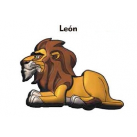 Memoria USB HT Animales 8GB Lion