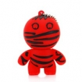 Memoria USB HT Figuras 8GB Mummies red