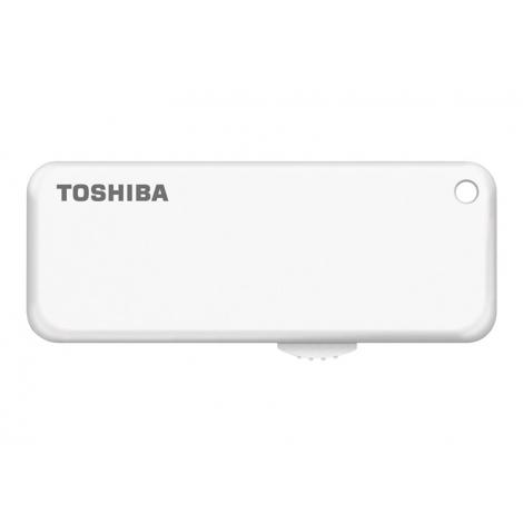 Memoria USB Toshiba 32GB Transmemory U203 White