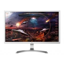 "Monitor LG 27"" UHD 27UD59-W  3840X2160 5ms HDMI DP White / Silver"
