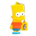 Memoria USB Silver HT 8GB THE Simpsons Bart