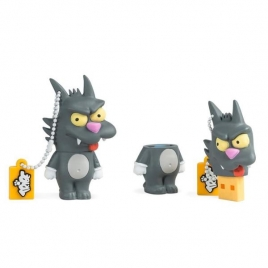 Memoria USB Silver HT 8GB THE Simpsons Scratchy