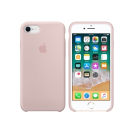 Funda iPhone 8 / 7 Apple Silicone Case Pink Sand