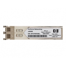 Transceiver HP X120 SFP MINI-GBIC Gigabit LC-SX