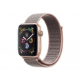 Apple Watch Serie 4 GPS 44MM Gold Aluminium + Correa Sport Loop Pink Sand