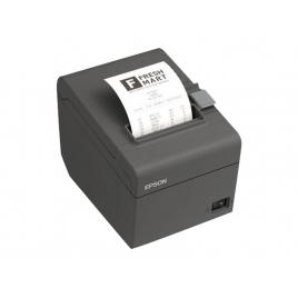 Impresora Tickets Epson TM-T20II Termico USB Serie Black