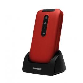 Telefono Movil Telefunken TM 360 Whatsapp Cosi red