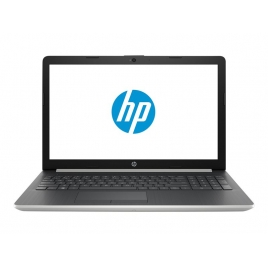 "Portatil HP 15-DA0109NS CI7 8550U 8GB 256GB SSD MX130 2GB 15.6"" HD W10 Silver"