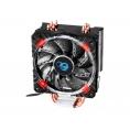 Ventilador CPU Deep Gaming Cyclone LED Socket 775/1150/1155/2011/Am2/Am3/Am4/Fm1