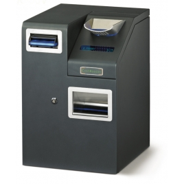 Cajon Portamonedas Cashkeeper CK950 Black