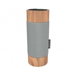 Altavoz Bluetooth KS Diggit Outdoor IP55 10W Wood