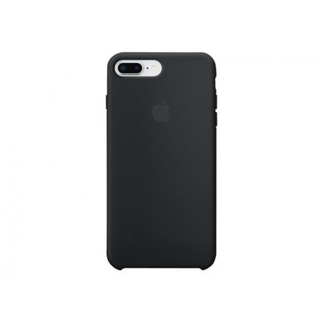 Funda iPhone 8 / 7 Plus Apple Silicone Black