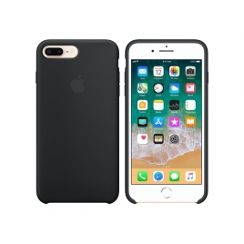 Funda iPhone 8 / 7 Plus Apple Silicone Black