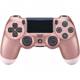 Mando PS4 Sony Dualshock4 Rose Gold