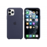 Funda iPhone 11 PRO Apple Silicone Case Midnight Blue