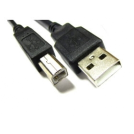 Cable Kablex USB 2.0 A-B 10M