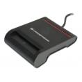 Lector de Tarjetas Chip Dnie Conceptronic USB Black