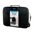 """Maletin Portatil E-VITTA 15.4 - 16"""" Premium Pack Black + Mouse"""
