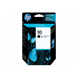 Cartucho HP 10 Black Business 2000C/Cn/2200/2500C/Cm Injekt CP 1700