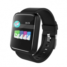Smartwatch Brigmton BSPORT-17 IP67 1.3'' Black