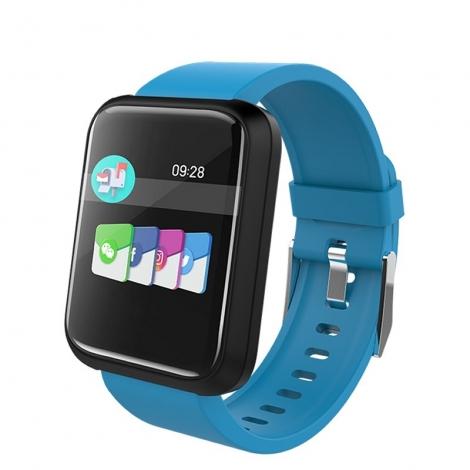 Smartwatch Brigmton BSPORT-17 IP67 1.3'' Blue