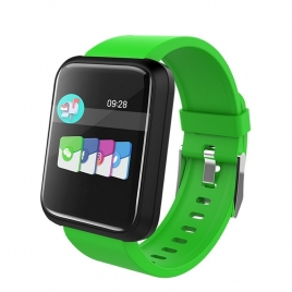Smartwatch Brigmton BSPORT-17 IP67 1.3'' Green