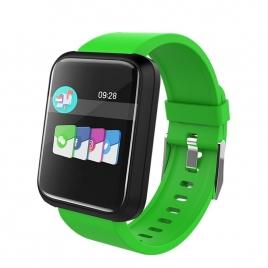 Smartwatch Brigmton BSPORT-17 IP67 1.3'' Green