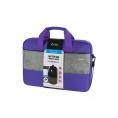 """Maletin Portatil E-VITTA 15.6"""" Select Pack Purple + Mouse Wireless Black"""