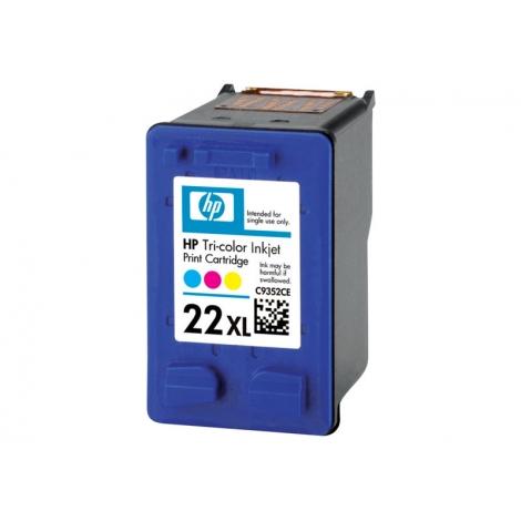 Cartucho HP 22XL Color Deskjet 3920/3940/PSC1410