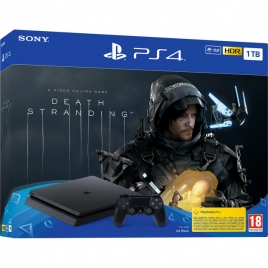 Consola Sony PS4 Slim 1TB + Death Stranding