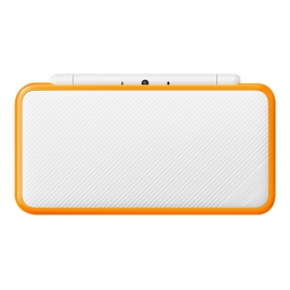 Consola Nintendo NEW 2DS XL White/Orange