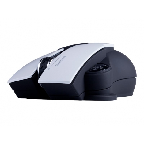Mouse Hiditec Wireless Piano Black