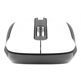 Mouse NGS Optical Wireless Haze USB White/Black