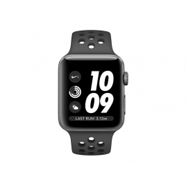 Apple Watch Nike+ Serie 3 GPS 38MM Space Grey Aluminium + Correa Nike Sport Anthracite/Black