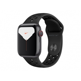 Apple Watch Nike+ Serie 5 GPS + 4G 40MM Space Grey Aluminium + Correa Nike Sport Anthracite/Black