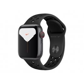 Apple Watch Nike+ Serie 5 GPS + 4G 40MM Space Grey Aluminium + Correa Nike Sport Anthracite/Black