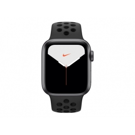 Apple Watch Nike+ Serie 5 GPS 40MM Space Grey Aluminium + Correa Nike Sport Anthracite/Black