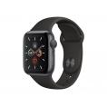 Apple Watch Serie 5 GPS + 4G 40MM Space Grey Aluminium + Correa Sport Black