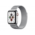 Apple Watch Serie 5 GPS + 4G 40MM Stainless Steel + Correa Milanese Loop Stainless Steel