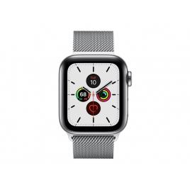 Apple Watch Serie 5 GPS + 4G 40MM Stainless Steel + Correa Milanese Loop Stainless Steel