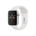 Apple Watch Serie 5 GPS + 4G 44MM Silver Aluminium + Correa Sport White