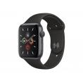 Apple Watch Serie 5 GPS + 4G 44MM Space Grey Aluminium + Correa Sport Black