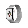Apple Watch Serie 5 GPS + 4G 44MM Stainless Steel + Correa Milanese Loop Stainless Steel