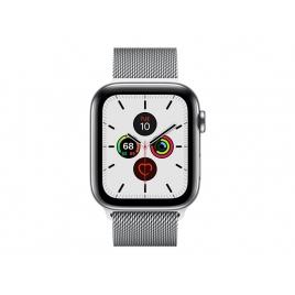 Apple Watch Serie 5 GPS + 4G 44MM Stainless Steel + Correa Milanese Loop Stainless Steel