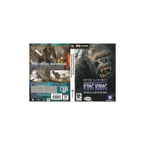 Juego PC Peter Jackson's King Kong