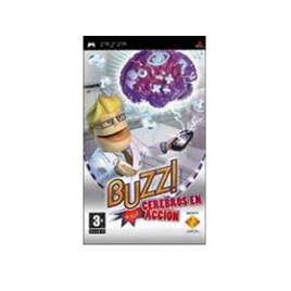 Juego PSP Buzz! Cerebros EN Accion