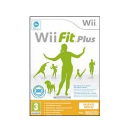 Juego WII FIT Plus WII