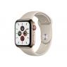 Apple Watch Serie 5 GPS + 4G 44MM Gold Stainless Steel + Correa Sport Stone
