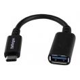 Adaptador Startech USB-C Macho / USB 3.1 Hembra